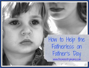 How to Help the Fatherless