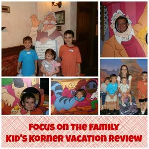 FOF Kid's Korner