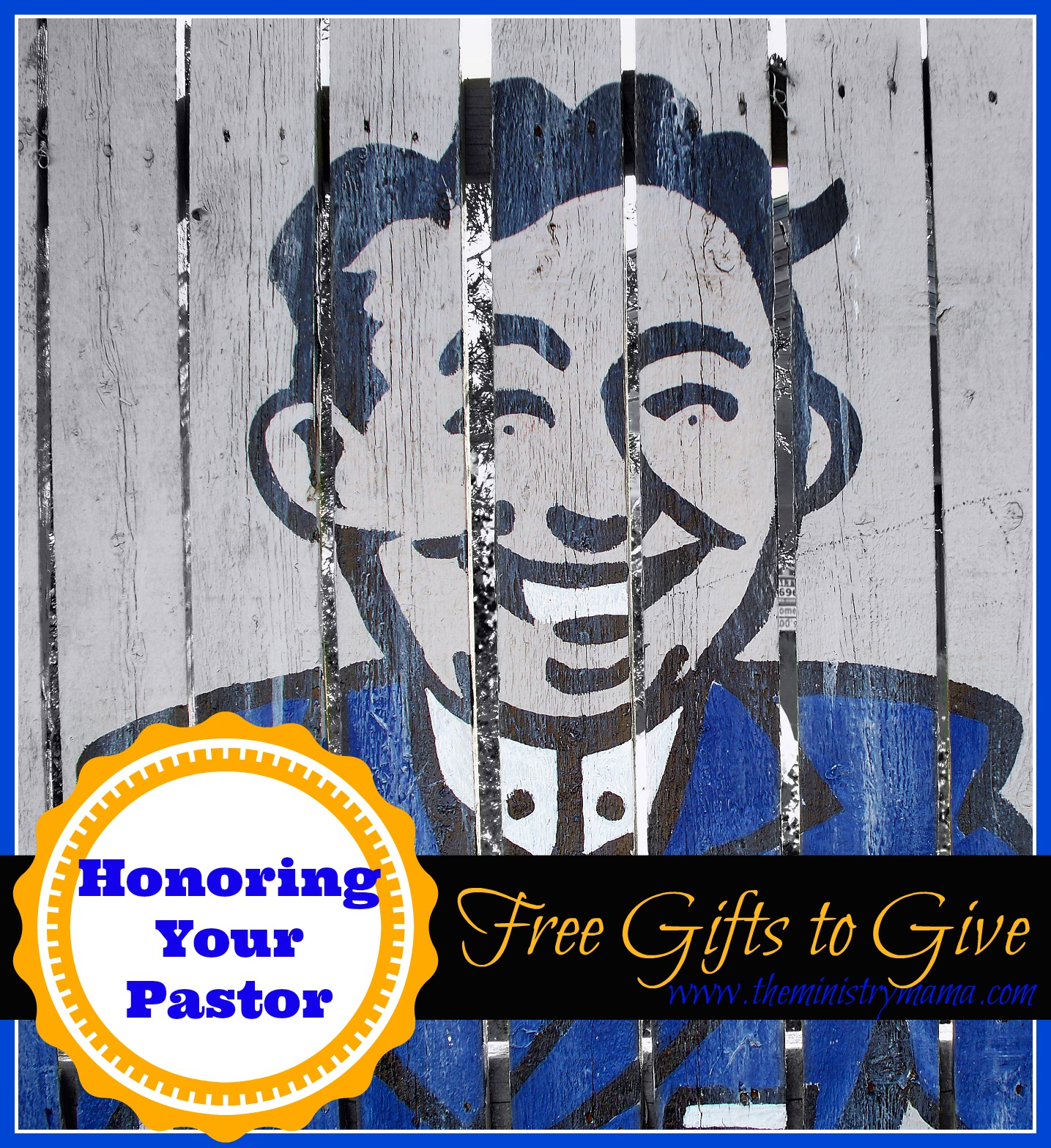 Honoring Your Pastor: Free Gifts To Give – The Ministry Mama