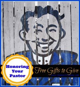 Honoring Pastor - Free Gifts