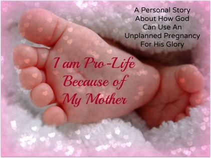 I Am Pro Life