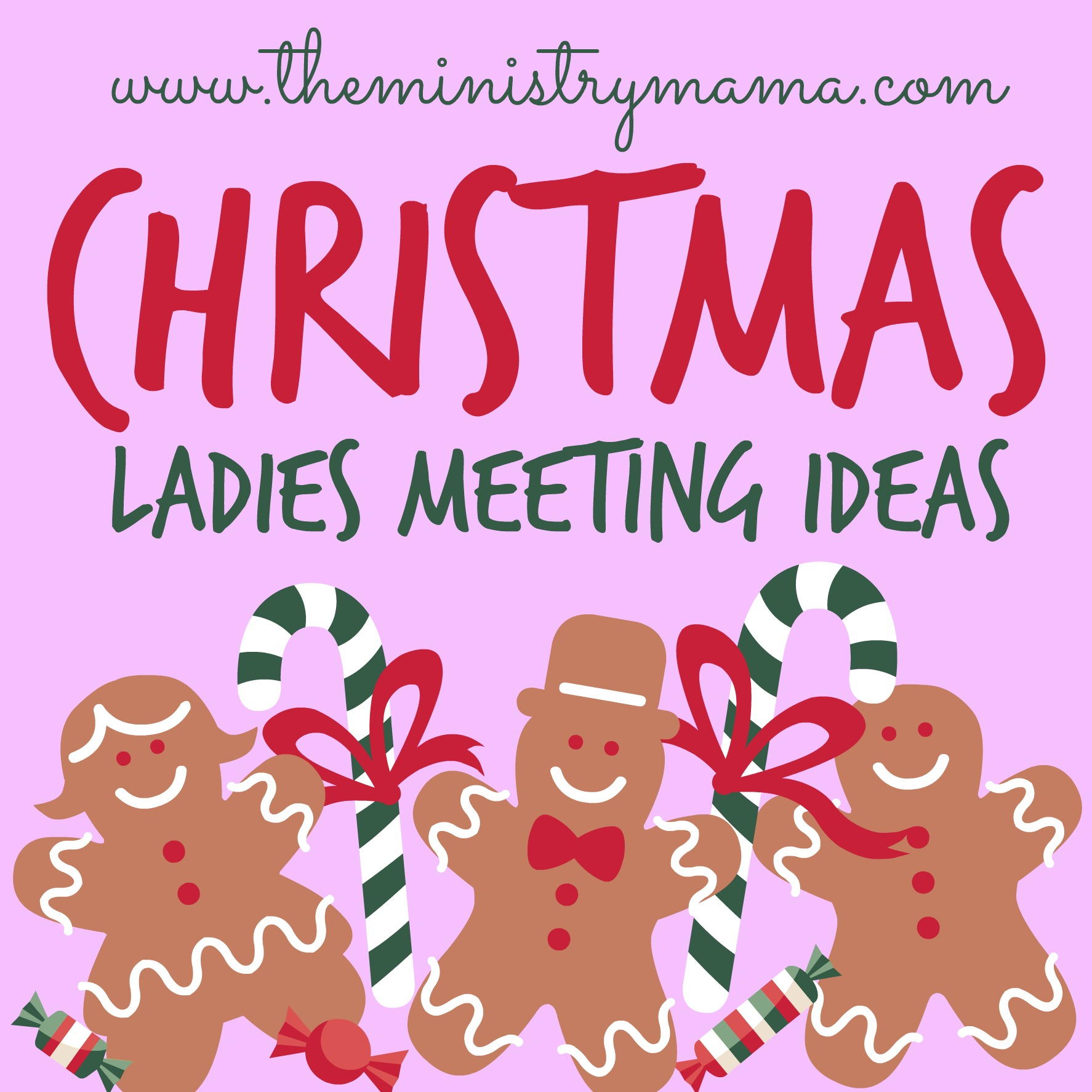 christmas ladies meeting ideas