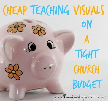 Cheap Teaching Visuals