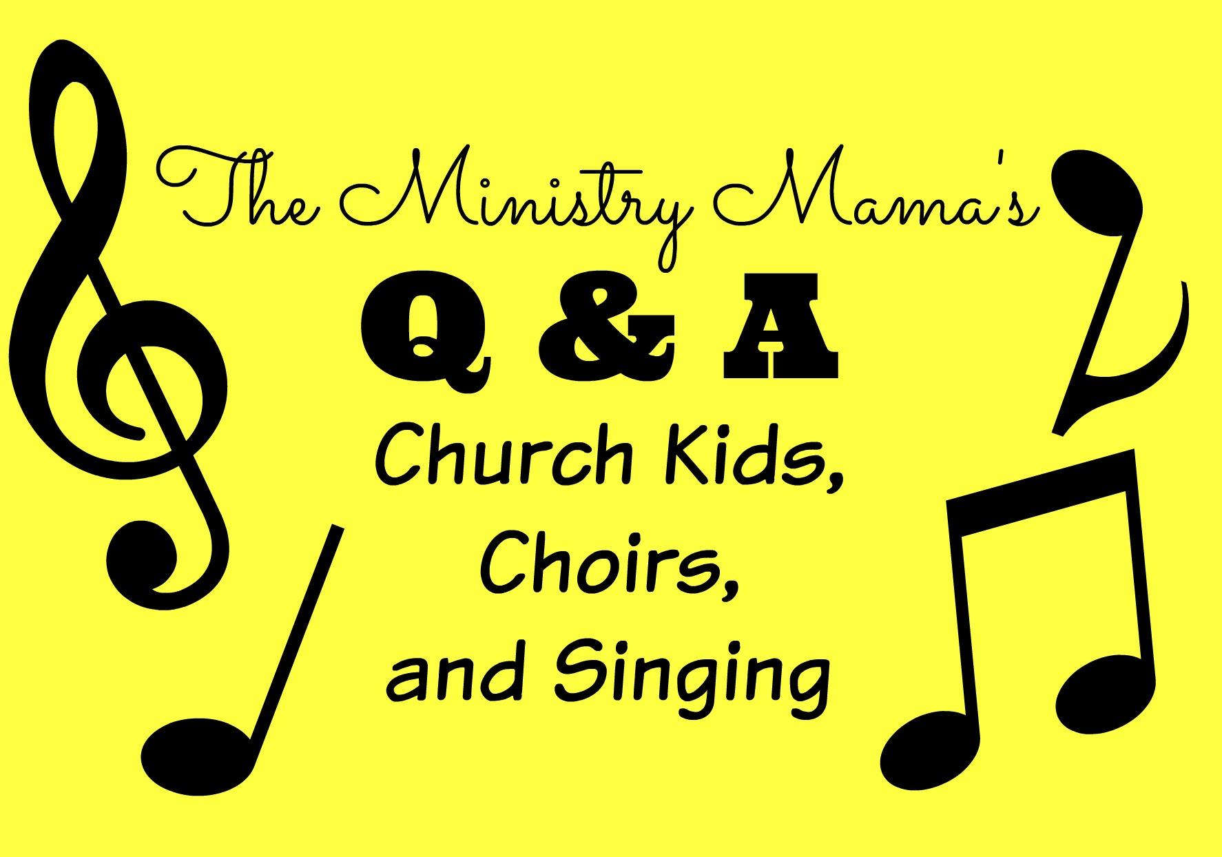 church should join choir