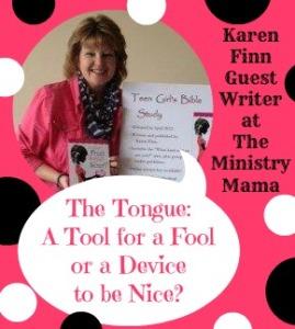 Karen Finn - Tongue Guest Post 2