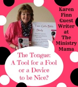 Karen Finn - Tongue Guest Post 2