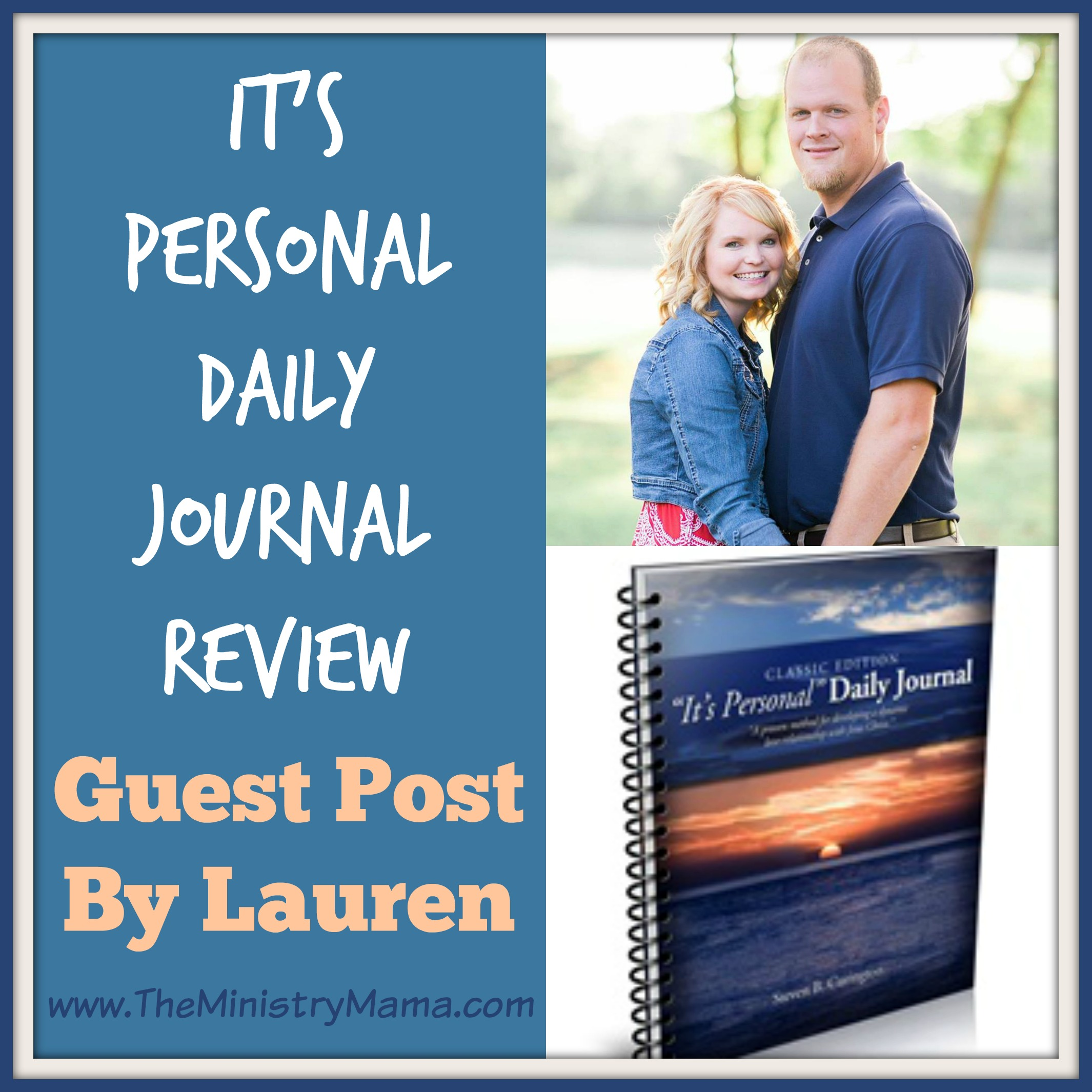 it s personal prayer journal review the ministry mama