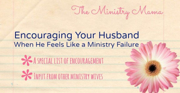 Encouraging Your Husband - TMM