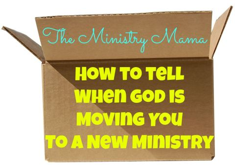 God is Moving You