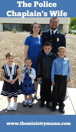 Police Chaplain's Wife