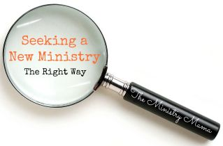 Seeking a New Ministry