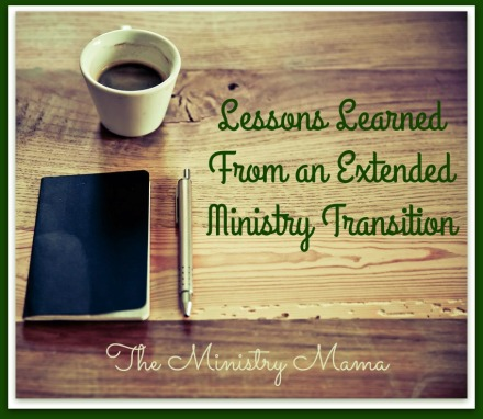 Lessons Learned From an Extended Ministry Transition