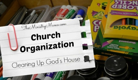 Cleaning Up God's House