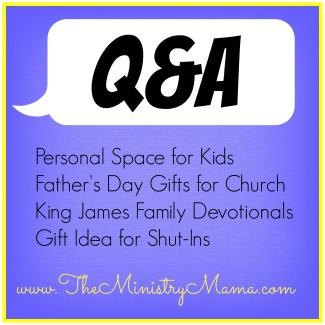 Q & A 1